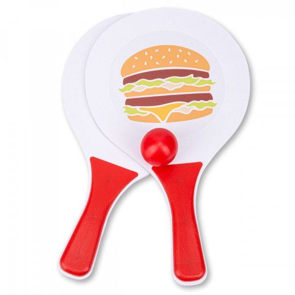 Beach Ball Set Big Mac