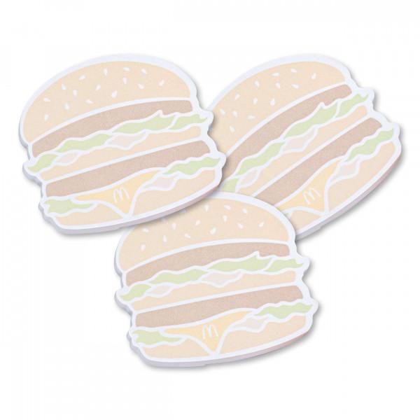 Sticky Notes Burger